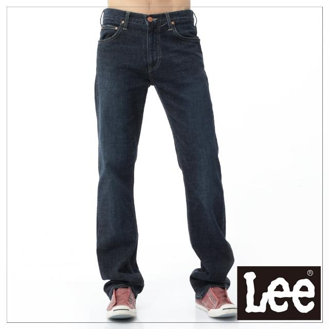【Lee】牛仔褲 727 中腰標準直筒-男款(牛仔、直筒、中腰)