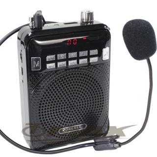 【OMAX】多功能數位教學大聲公擴音收錄音機