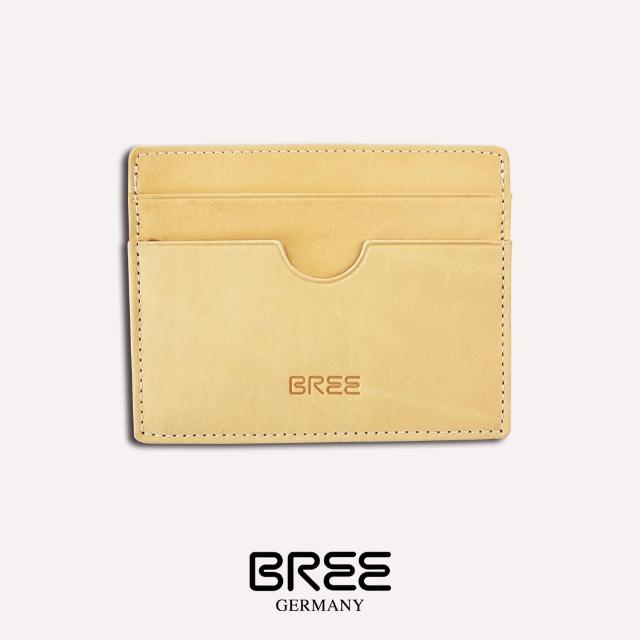 【BREE】Pocket118  名片夹  38-114750118(植物鞣制牛皮革)