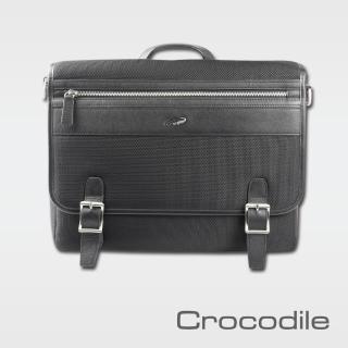 【Crocodile】Wind 系列橫式公事包 0104-600501