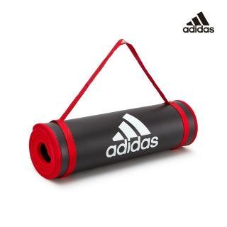 【adidas 愛迪達】Training 專業加厚訓練運動墊(10mm)