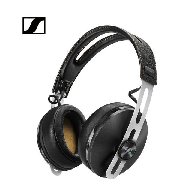【SENNHEISER】森海塞爾 MOMENTUM 2.0 Wireless 藍牙降噪無線耳罩式耳機 M2 AEBT