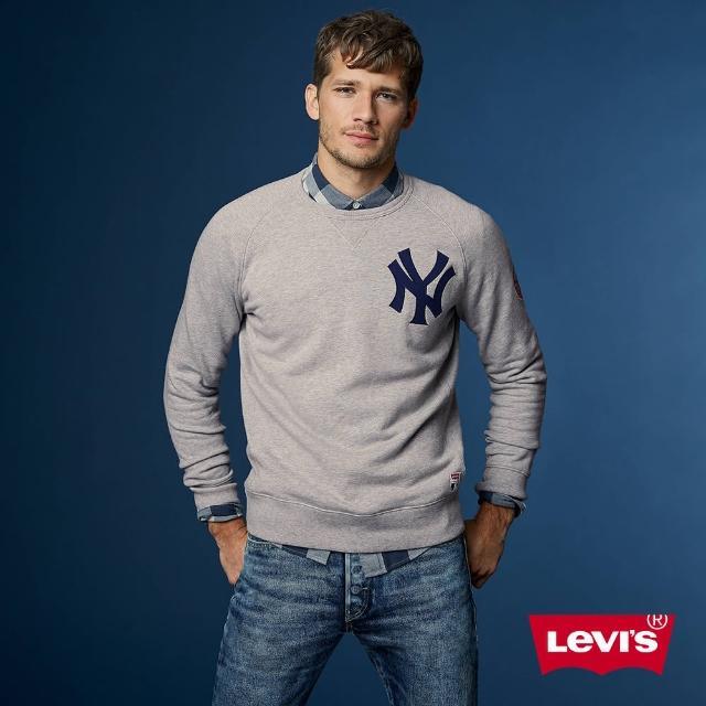 【LEVIS】大學T 男裝 / LEVI'S X MLB 紐約洋基 / 限量聯名
