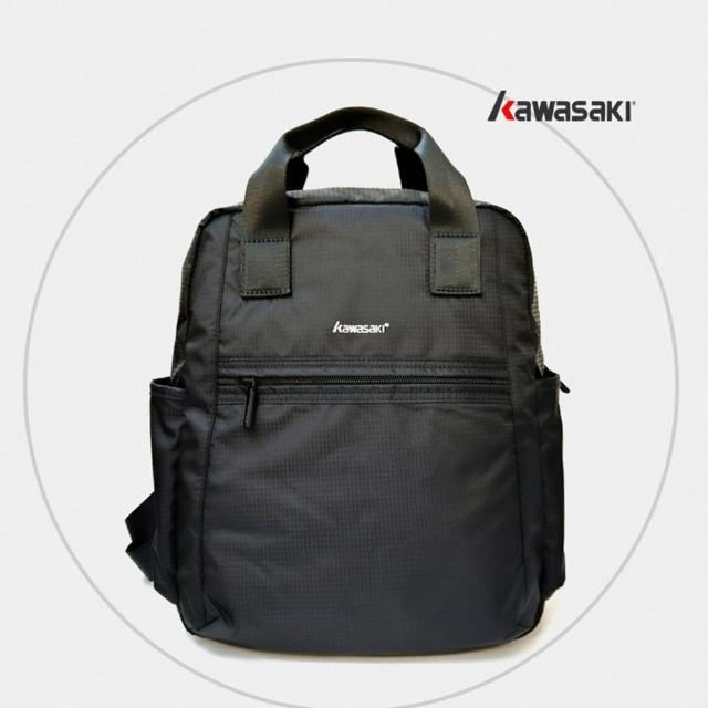 【KAWASAKI】多功能手提後背平板背包(平板背包)
