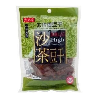 【太珍香】沙茶豆干(120g)