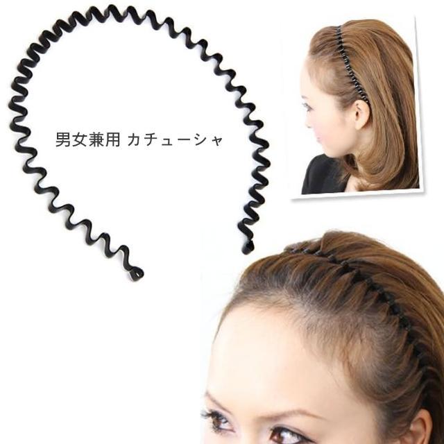 【kiret】螺旋波浪髮箍4入(彩妝 化妝 洗臉 必備)