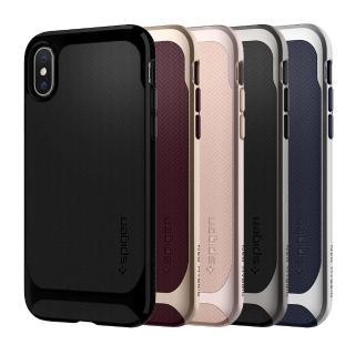 【Spigen】iPhone X Neo Hybrid-複合式邊框保護殼