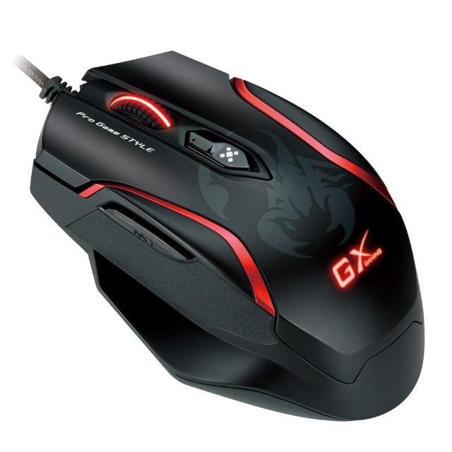【GX Gaming】Maurus X 霸王黃金蠍 - FPS專業遊戲滑鼠