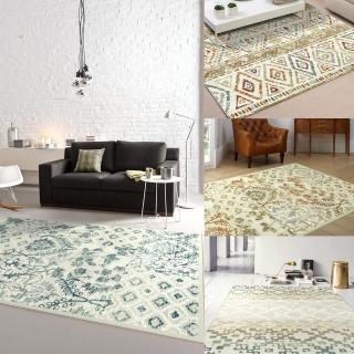 【范登伯格】吉娜 小品藝術風地毯-共四款(80x150cm)