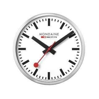 【MONDAINE 瑞士國鐵】經典掛鐘(25cm)