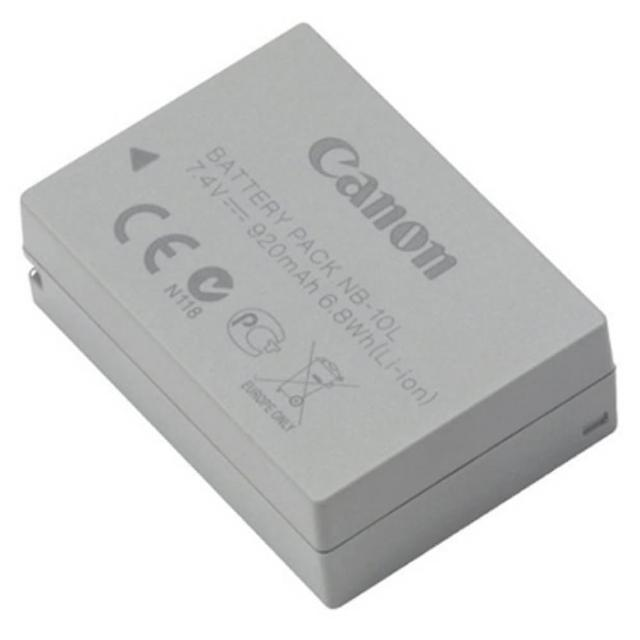 【Canon】NB-10L NB10L 原廠電池 全新拆機無包裝