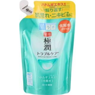 【肌研】極潤健康化妝水補充包 170ml