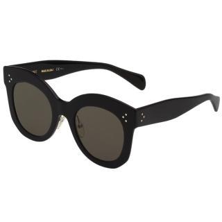 【CELINE】修臉款 太陽眼鏡(黑色)