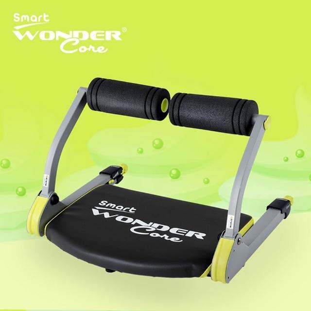 【Wonder Core Smart】全能輕巧健身機(3色任選)