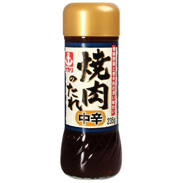 【IKARI】IKARI燒肉醬-中辛(235g)