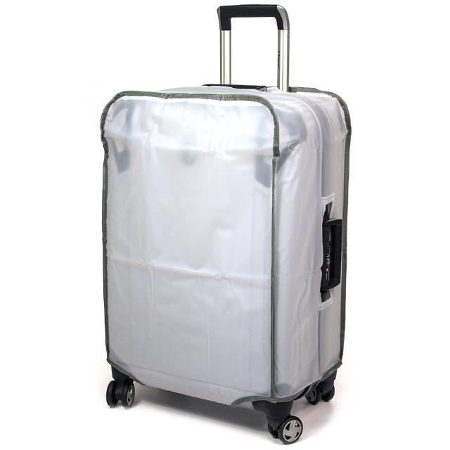 【Aaronation 愛倫國度】28吋 頂級PVC 防水行李箱保護套防塵套(URA-PT28)