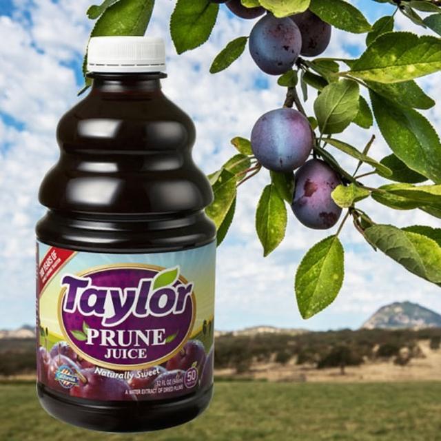【Taylor】美國加州黑棗汁946ml(共2入)