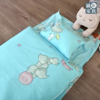 【天韻彩織】純棉冬夏兩用兒童睡袋(多款任選)