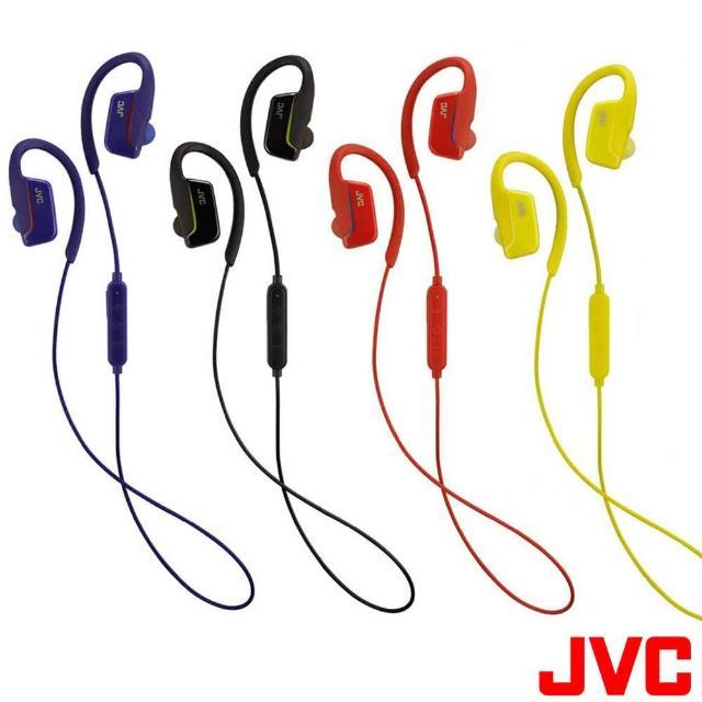 【JVC】無線藍牙運動型耳掛式防水耳機(HA-EC600BT)