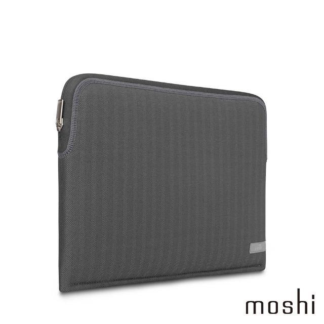 【moshi】Pluma for MacBook Pro 13 輕薄防震筆電內袋(USB-C port)