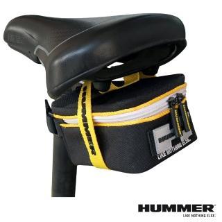 【HUMMER 悍馬】原廠綁帶式坐墊袋