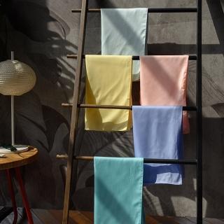 【A-nice 零碼特賣】60支 100%天絲 素色/緹花 信封枕套(一對二入/4006)