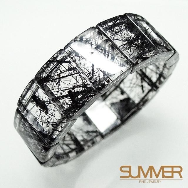 SUMMER 除礙百勝之王黑鈦晶透手排套組