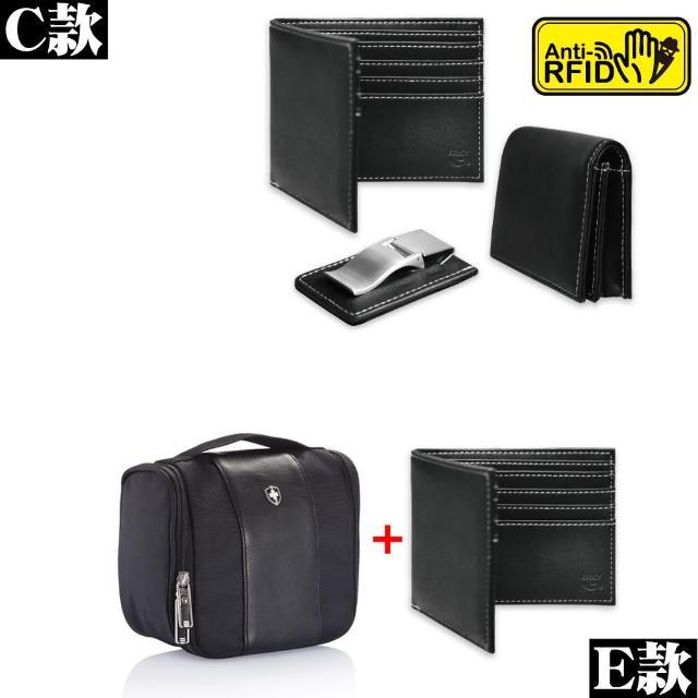 【XD-Design旗下旅遊精品品牌SWISS PEAK】防盜包/17吋筆電包/皮夾組(共四款-桃品公司貨)