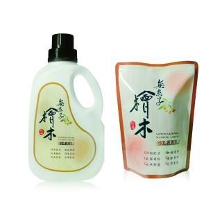 【綺緣】檜木天然抗菌防護洗衣精(6件小資組)