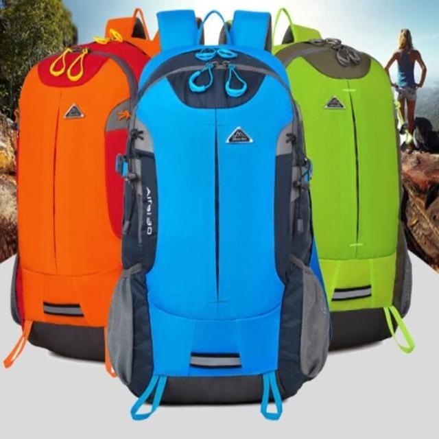 【May Shop】戶外登山包運動背包徒步旅行包登山背包