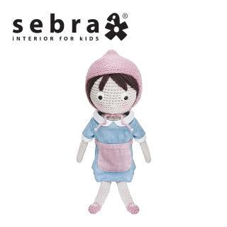 【sebra】快樂農場鉤針娃娃(女孩)