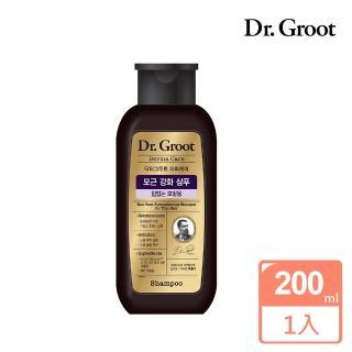 【Dr.Groot】養髮秘帖洗髮精-細軟扁塌髮 200ml
