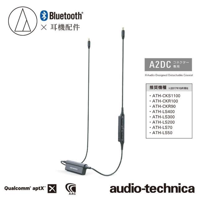【audio-technica 鐵三角】AT-WLA1 耳機無線轉接器