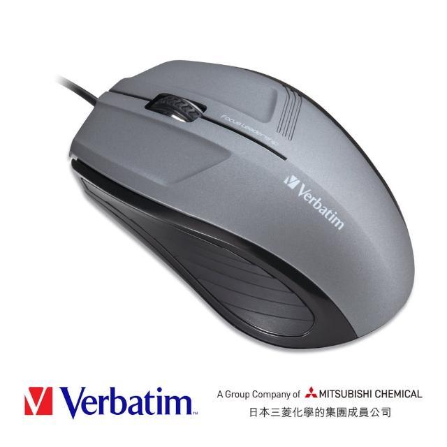 【Verbatim 威寶】VM3 光學1600CPI滑鼠