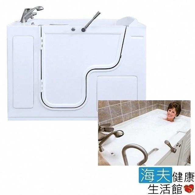 【海夫健康生活館】美國 OASIS 開門式浴缸 4329 外開門 基本款(110*75*103 cm)