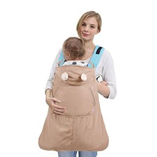 【BestBaby】珊瑚絨嬰兒披風防潑水抱嬰腰凳背帶防風毯抱毯(共三色)
