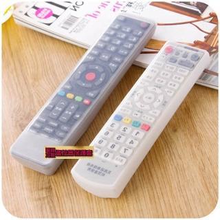 【Ainmax 艾買氏】透明矽膠遙控器保護套 電視冷氣機遙控器套 防灰塵防水套(買就送環保噴霧瓶)