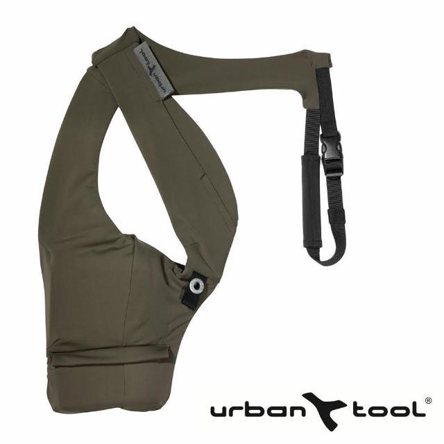 【URBAN TOOL】basicHolster 經典簡約單肩側袋(叢林綠)