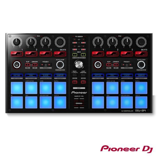 【Pioneer 先鋒】DDJ-SP1 數位DJ附加控制器(公司貨)