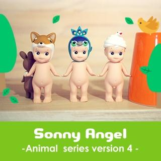 【Sonny Angel】經典動物系列 Version.4 盒玩公仔(全套12款)