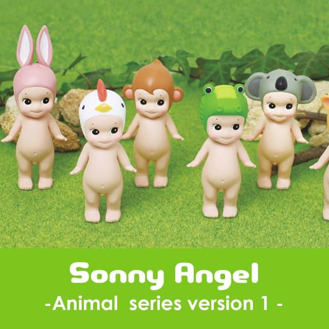 【Sonny Angel】經典動物系列 Version.1 盒玩公仔(單入隨機款)