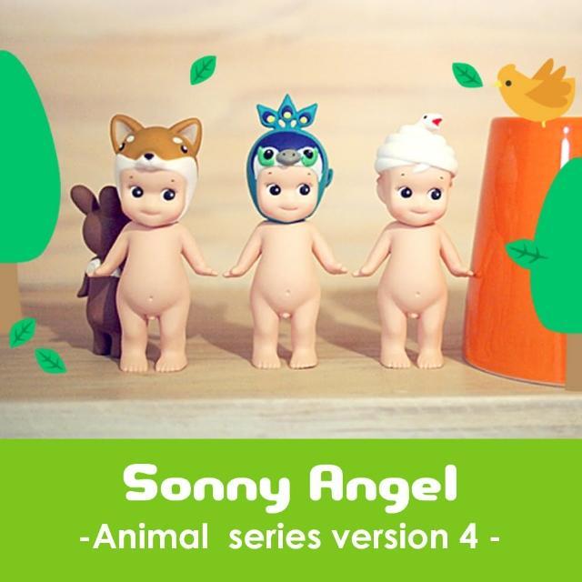 【Sonny Angel】經典動物系列 Version.4 盒玩公仔(單入隨機款)
