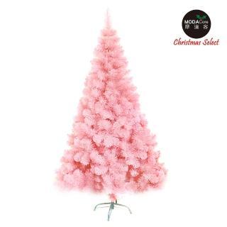 【摩達客】台製豪華型12尺/12呎 360cm 夢幻粉紅色聖誕樹 裸樹(不含飾品 不含燈)