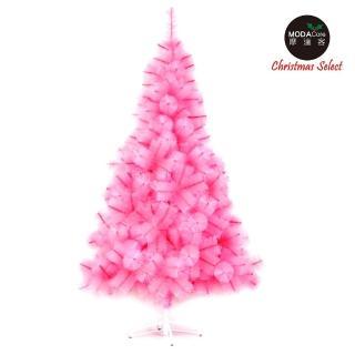 【摩達客】台灣製12尺/12呎 360cm 特級粉紅色松針葉聖誕樹裸樹(不含飾品 不含燈)