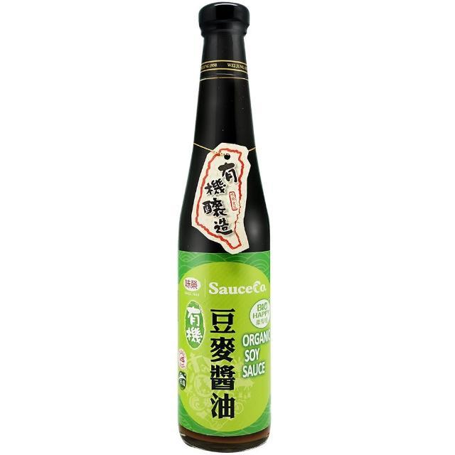 【味榮】有機豆麥醬油(味榮 有機 醬油)