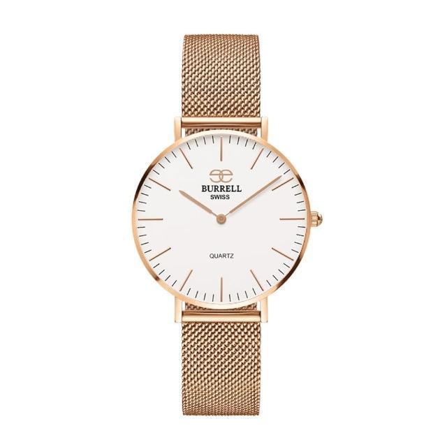 【貝瑞爾】夢幻超薄腕錶(超值組)