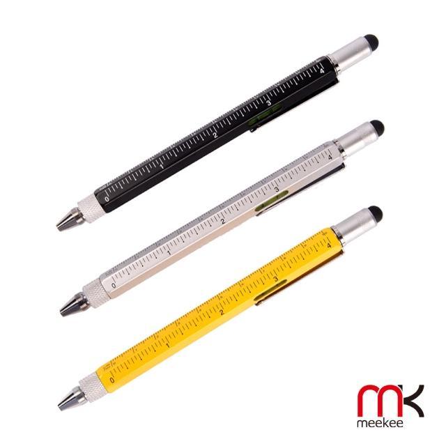 【meekee】meekee 六合一多功能工具筆
