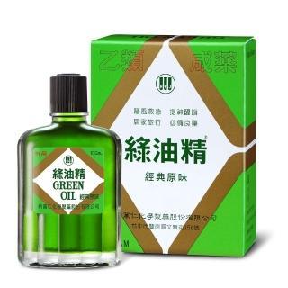 【新萬仁】 綠油精 10g(乙類成藥)