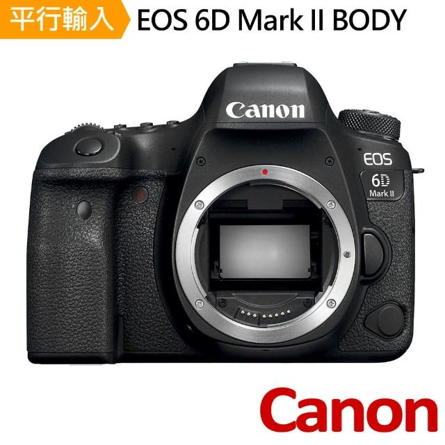 【Canon】EOS 6D Mark II 6D2 BODY單機身(中文平輸)