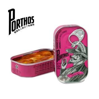 【PORTHOS】葡國老人牌-茄汁沙丁魚(125g)